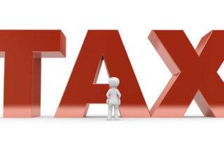 仮想通貨の税金。いくら税金かかる?